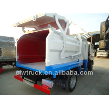Dongfeng 4000L 4x2 garbage compactor truck for sale