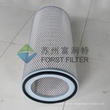 FORST Reemplazo Donaldson Filtro Elemento Cartucho para la recolección de polvo