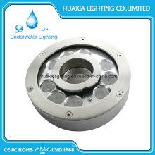 9watt IP68 White Fountain LED Underwater Light