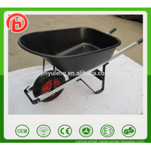 Large capacity power plastic tray wheel barrow for garden ,Farms, pasture lands, the orchard