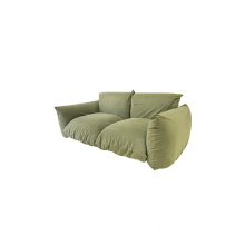 Japanese Fabric Low Recliner Lounge Floor Sofa