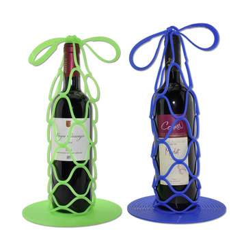 Porte-bouteille Silicone Wine Bag