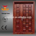 Paint grade CE interior one and half wooden door