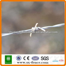 Anping Manufacture Low price Barb Wire