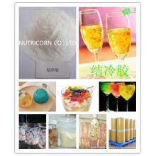 Haute teneur en acyl et en gomme faible en acylé Gellan en Chine