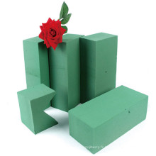 Éponge florale de fleurs séchées