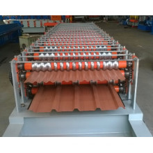 2014 New Type 840 Glazed Tile Roofing Panel Roll Forming Machine