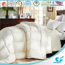Роскошный белый мягкий пододеяльник пододеяльник комплект постельного белья