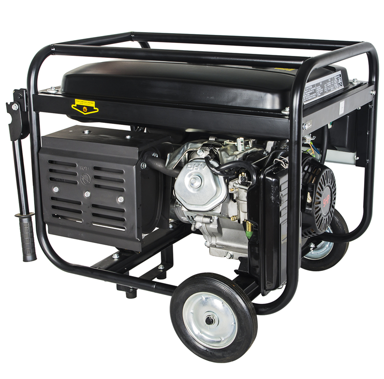4kw 4kva Electric Start Generator Price en Inde