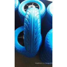 Большие нагрузки мощности пу твердых колесо (260 X 85)