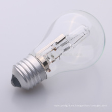 Mercado estadounidense a55 a19 lámpara halógena 29W 42W53W 72W
