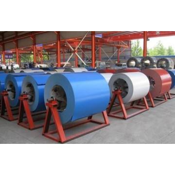 Shandong Farbe beschichtet Stahl-Coils in günstigen Preis