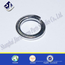 spring washer spring steel material zinc plated