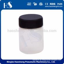 Airbrush garrafa de plástico HS-P1
