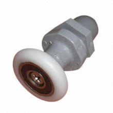 New Design Pulley, Can be Used as Parts for Shower Cabin, Made of Stainless Steel/POM/PA/Brass