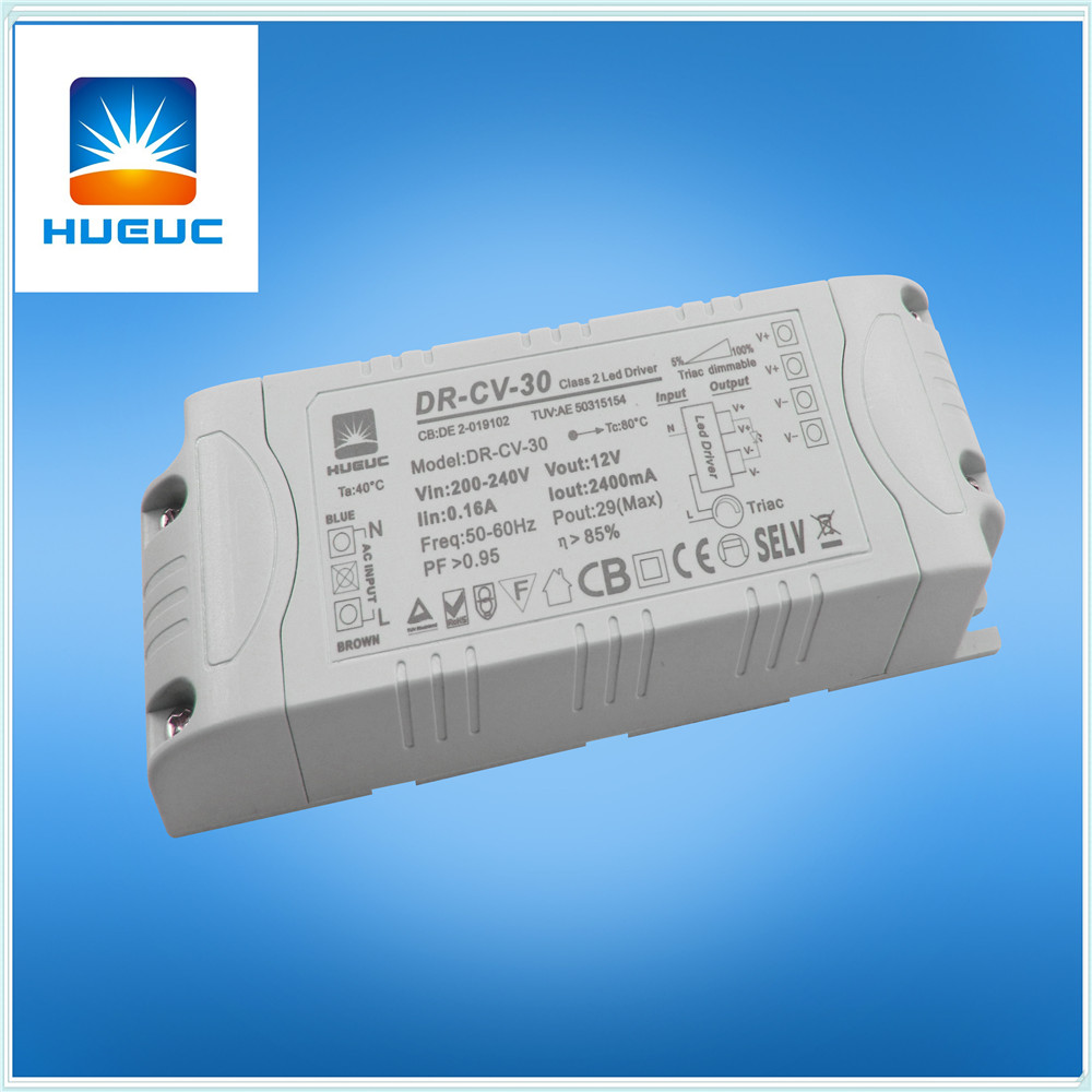 30w Cv Triac Dimmable Led Driver