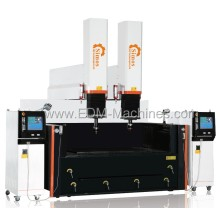 Doble husillo CNC Die EDM Sinker Machine DM2180K-II