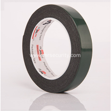 Double Sided Adhesive Green Film Pet Tape