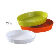 ceramic baking porcelain chafing dishes for restaurant