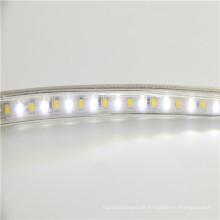 neue Produkt Fabrik 220 V smd 2835 8 watt pro meter rgb + cct led-streifen licht