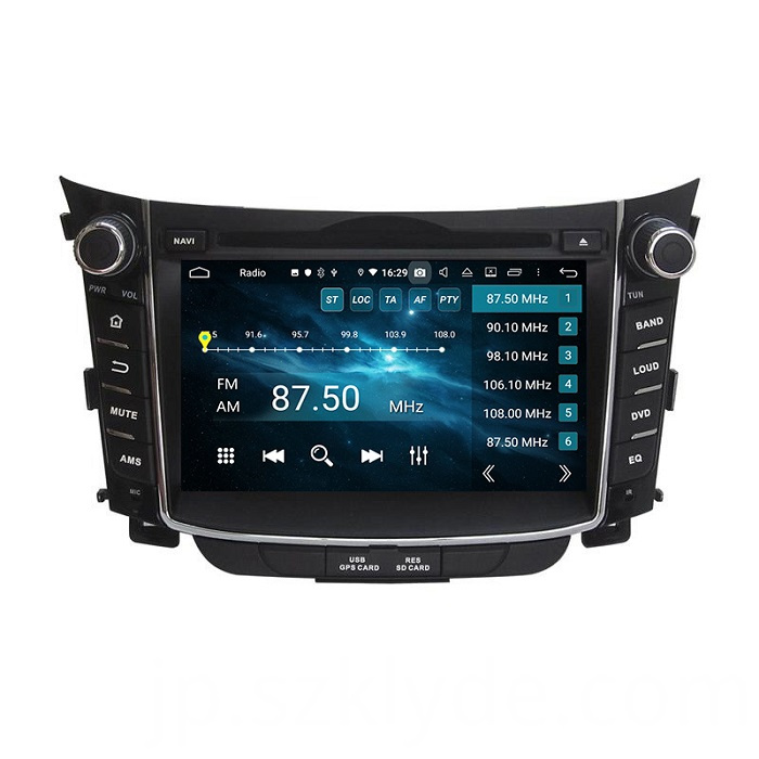 Hot sale bluetooth radio for I30