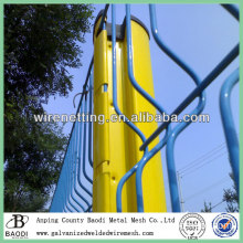 pvc coated welded panel agricultural wire fence