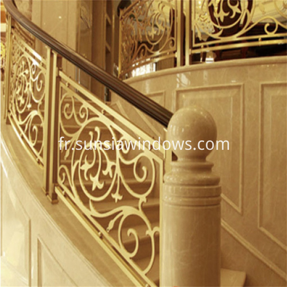 Aluminum Internal Balustrade