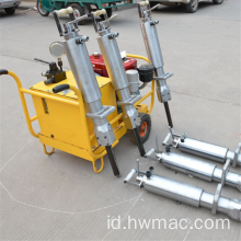 Darda hydraulic rock splitter price