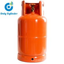 Daly Manufacturer 10kg LPG Gas Cylinder for Sale