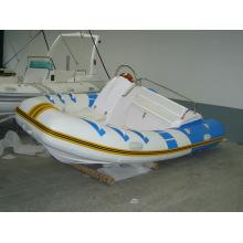 Rippenboot / PVC Rippenboot 4,2 m (Typ Rib420 C) - Heiß