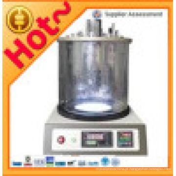 Verificador automático da viscosidade de óleo (série TPV-8)
