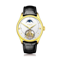 Latest Custom Brand Your Logo Men Tourbillon Automatic Watch