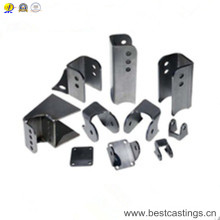 OEM Custom Thick Strong Steel Bracket for Machines