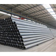 Tubo de acero sin soldadura laminado en caliente de carbono suave