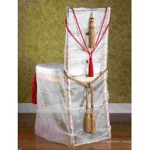 Silla decorativa Tie Tassel