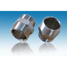 Bsp Male 60 Cone ou Bonded Seal Tube Adaptador de encaixe hidráulico