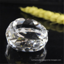 cheap clear Crystal Paper Weight For Decoration or gift