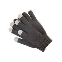 Europe style for Knit Gloves Customizable Color High Quality Comfortable Knitted Gloves supply to Portugal Supplier