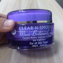 Frasco cosmético acrílico creme para embalagem para cuidados da pele