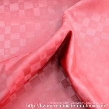 Подкладка из полиэфирного катиона Dobby для одежды