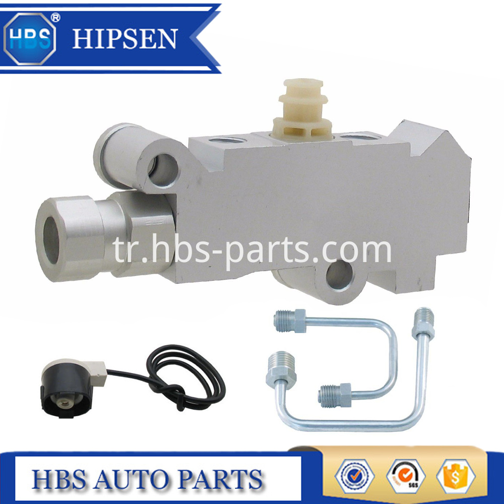 Brake Proportioning Valve For Disc Vehicle