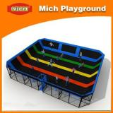 custom made  large size with varies rectangular trampolines