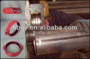 galvanized steel pipe with clamp