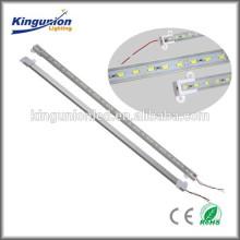 DC 12V 5050 waterproof led rigid bar/ led rigid strip light bar/12v 5050 led rigid strip