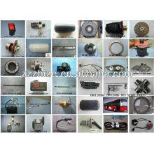 Original manufacturer bus parts for yutong higer kinglong