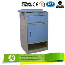 Saikang ABS Hospital Medical Bedside Cabinet, Bedside Towel Cabinet