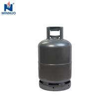 Dominica lpg tank 12.5kg garrafa de gás bem recebida no Iêmen