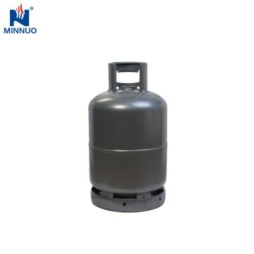 12,5 kg zusammengesetzter hydraulischer LPG-Gas-Probenflaschen-Speicherbehälter mit Ventil