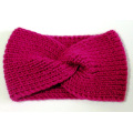 Hand Knit Headband Turban Ear Warmer Headwear Twist Hair Band