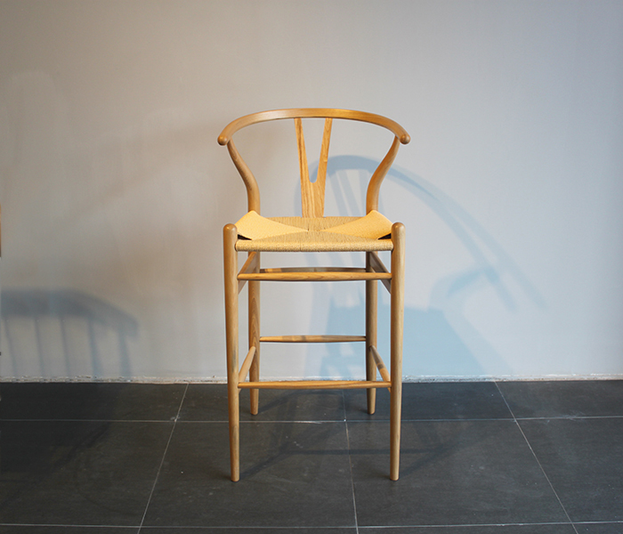 danish counter stool